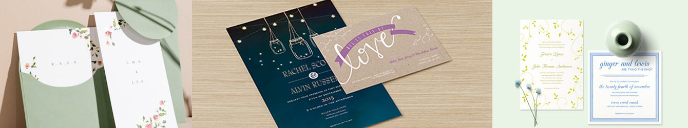 Wedding Invitations By Carla Atley